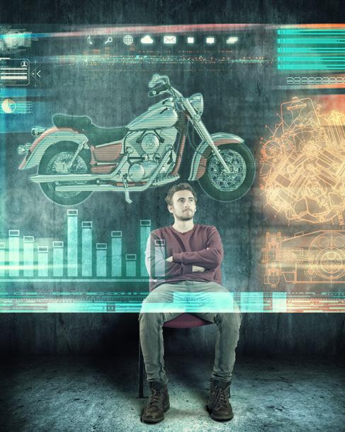 Achetez votre moto sur Internet
