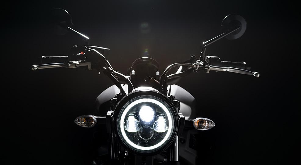 Ces motos ont un look vintage