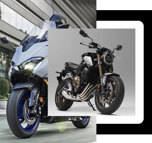 Quelles motos pour les plus petites tailles